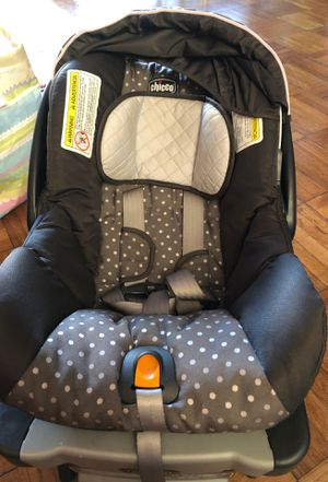 Chicco KeyFit 30 Car Seat with Base — $50 for Sale in San Francisco, CA