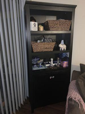 Wall unit dark brown for Sale in Vista, CA