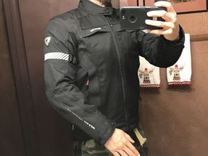 Motorcycle riding jacket REV'IT! GORE-TEX size Large for Sale in Las Vegas, NV
