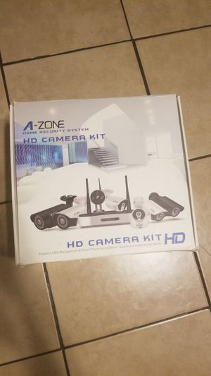 A-ZONE HOME SECURITY SYSTEM for Sale in Long Beach, CA