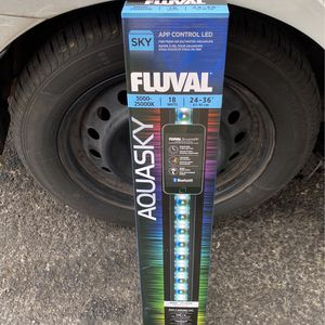 "Fluval AquaSky 24""-36"" LED Light for Sale in Mesa, AZ"