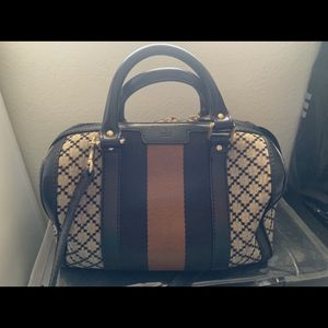 Gucci Diamante Boston Small Bag (authentic) for Sale in Chino, CA