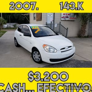 2007 Hyundai accent for Sale in Winter Haven, FL