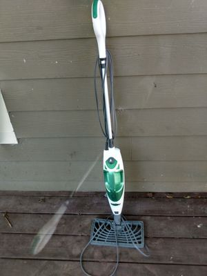 Shark green white steam mop for Sale in College Park, GA