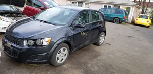 2016 Chevy sonic for Sale in Portland, OR