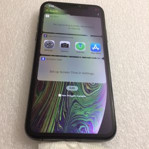 Xfinity only -iPhone XS 64gb $375 firm no trade for Sale in Sacramento, CA