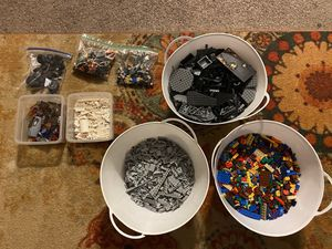 LEGO Pieces and Mini-figures for Sale in Bensalem, PA