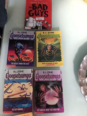 Gossebunls books for Sale in Mukilteo, WA