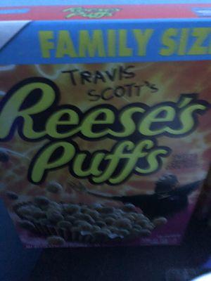 Travis Scott cereal for Sale in Willis, MI