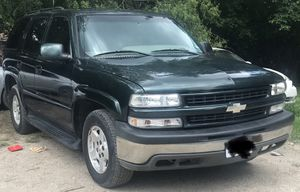 2002 Chevy Tahoe for Sale in Houston, TX