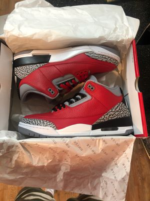 Jordan retro 3's size-11 for Sale in Groveport, OH