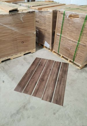 Luxury vinyl flooring!!! Only .65 cents a sq ft!! Liquidation close out! 6HN for Sale in Los Angeles, CA