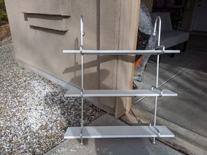 White decorative shelf for Sale in Albuquerque, NM