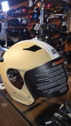 Clearance 3/4 new motorcycle helmet $30 for Sale in Whittier, CA