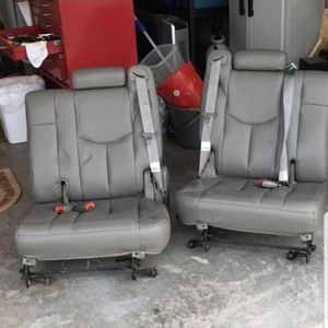 3rd Row Seats For 2004 Tahoe z71 for Sale in Chicago, IL