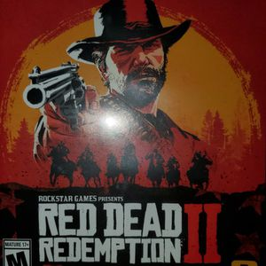 Red Dead Redemption 2(PS4) for Sale in Winter Haven, FL