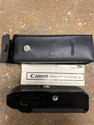 OEM Canon Power Winder for Sale in St. Louis, MO