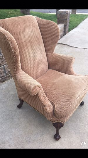 Beautiful Wing Chair - Not Pink! for Sale in Claremont, CA