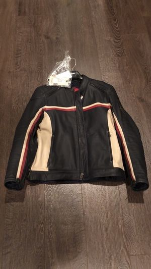 Motorcycle Triumph Jacket with Pads (Size Large) for Sale in Los Angeles, CA
