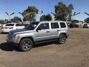 2016 Jeep Patriot for Sale in Glendale, AZ