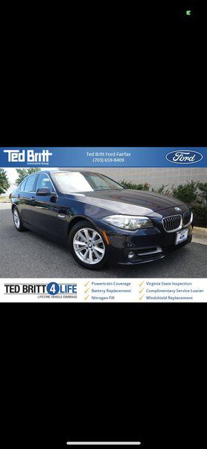 2015 BMW 5 series for Sale in Fairfax, VA