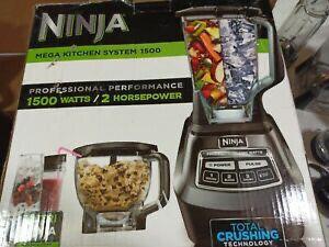 Ninja - Mega Kitchen System 72-Oz. Blender Brand New for Sale in Belle Isle, FL