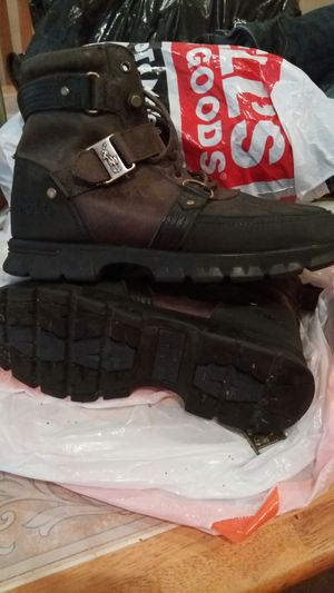 Men's polo boots size 8 for Sale in Palmyra, NJ