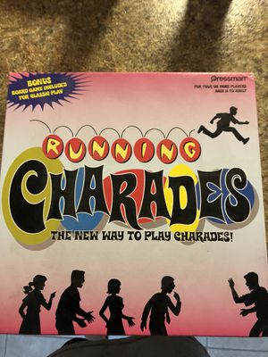 Running Charades for Sale in Cheyenne, WY