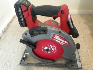 Milwaukee skill saw for Sale in Renton, WA
