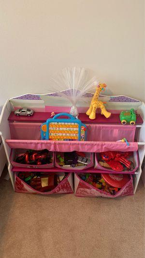 Kids Toy storage organizer for Sale in Sammamish, WA