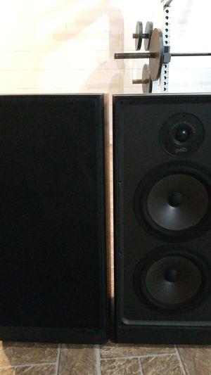Vintage Polk Audio S8 speakers (2) for Sale in Blacklick, OH