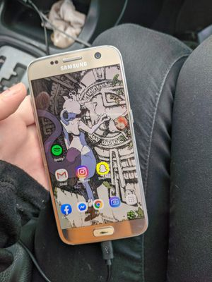 Samsung Galaxy S7 (Unlocked) for Sale in Lawrence, KS