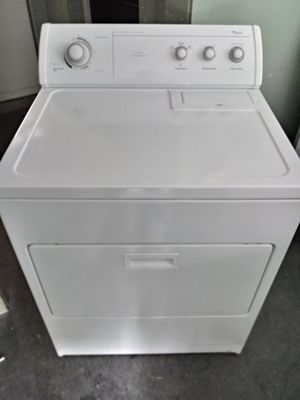 WHIRLPOOL SUPER CAPACITY DRYER for Sale in Raleigh, NC