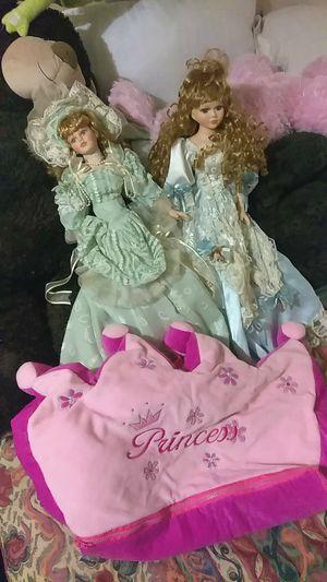 Porcelain dolls for Sale in Lakeland, FL