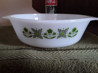 Vintage Pyrex Corelle Green Dish for Sale in Mount Washington,  KY