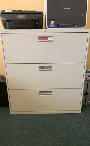 Filing cabinet for Sale in Annandale, VA