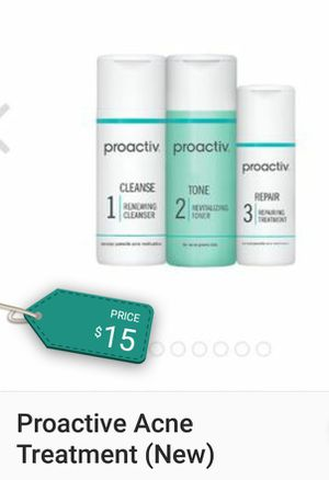 Proactiv Acne Skin Treatment (New) for Sale in NC, US