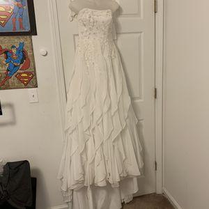David's bridal wedding dress for Sale in Williamston, SC