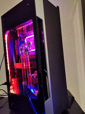 high end gaming pc water cooled for Sale in San Leandro, CA