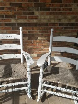 Antique Rocking Chair (Shabby Chic) for Sale in Virginia Beach,  VA