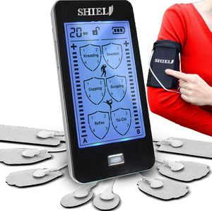 New Touchscreen Rechargeable TENS Unit, Electronic Massager for Neck and Back Pain for Sale in Monterey Park, CA
