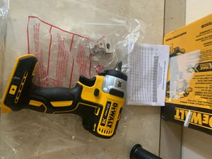"""Dewalt 20v 3/8"""" Impact wrench xr new tool only for Sale in Mesquite, TX"""