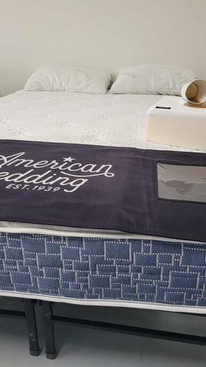 💤American Bedding Luxury Firm Mattress 💤- Twin Full Queen King and Cali King Super Comfy Bed In A Box With Warranty! for Sale in San Diego, CA