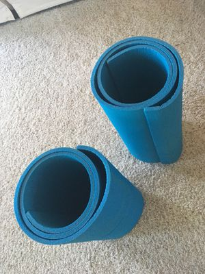 Camping Sleeping Foam Pad Mat Backpacking Roll Cushion Bed Sleep for Sale in Palmdale, CA