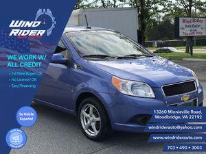 2009 Chevrolet Aveo for Sale in Woodbridge, VA