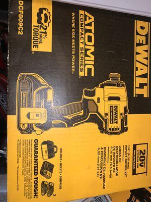 Dewalt impact drill set for Sale in Houston, TX