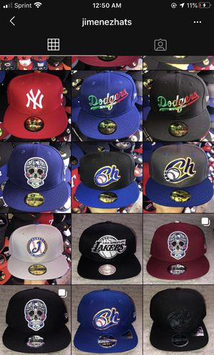 New Era Hats for Sale in Los Angeles, CA
