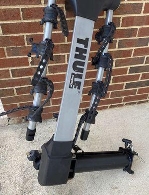 Thule Apex 4-bike rack swing away, Hitch for Sale in undefined