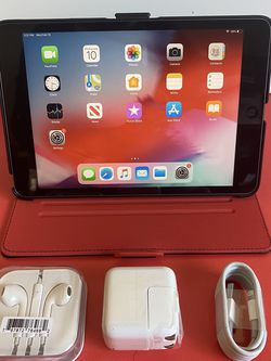 Apple IPad Mini 2 (Retina Display/ 2 HD Camera / IOS 12) 16GB with complete Accesories (32GB $189) for Sale in El Monte,  CA