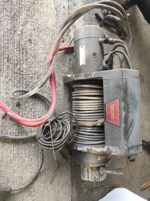 Warn winch XD9000I for Sale in Miami, FL